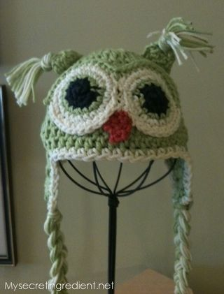 Owl hat image for blog